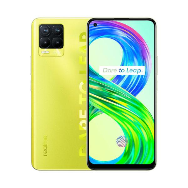 Realme 8 Pro (128GB) Infinite Yellow