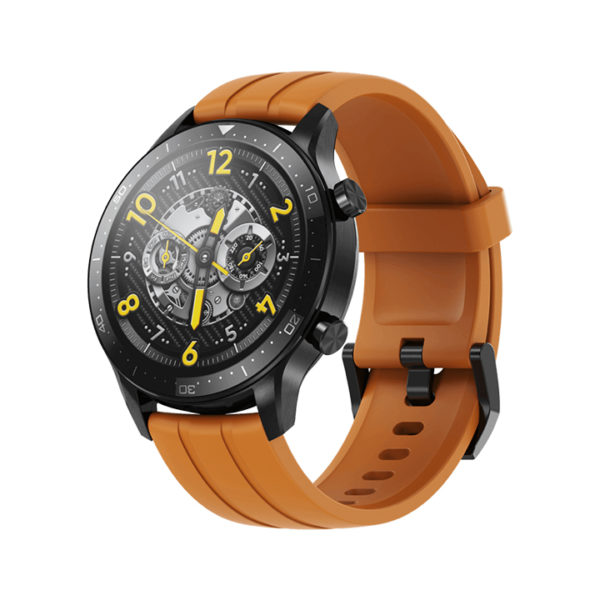 Realme Watch Strap Silicone - Πορτοκαλί