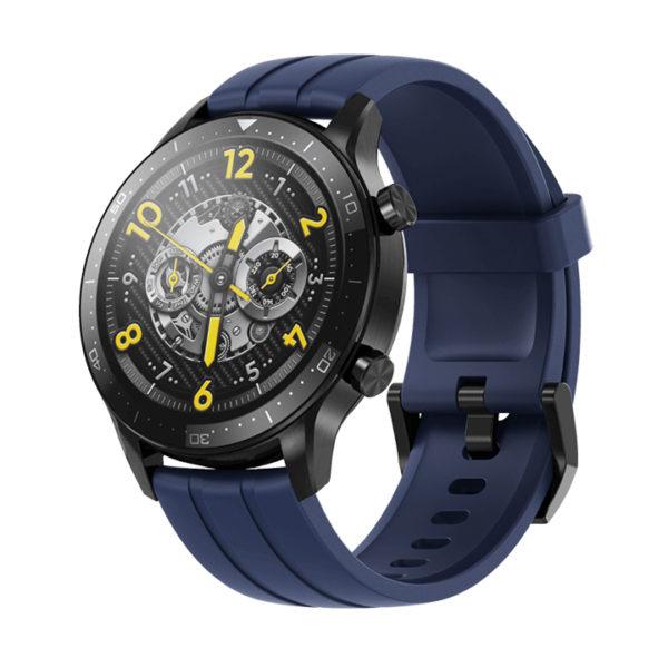 intellizen_realme_Watch_Strap_Silicone_blue_1