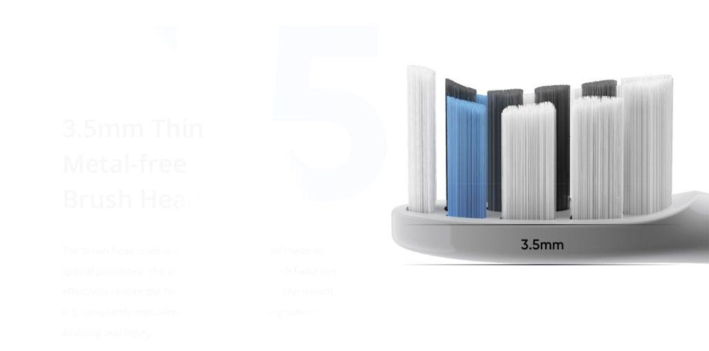 Realme M1 Sonic Electric Toothbrush - Άσπρο - - RMH2012WHI