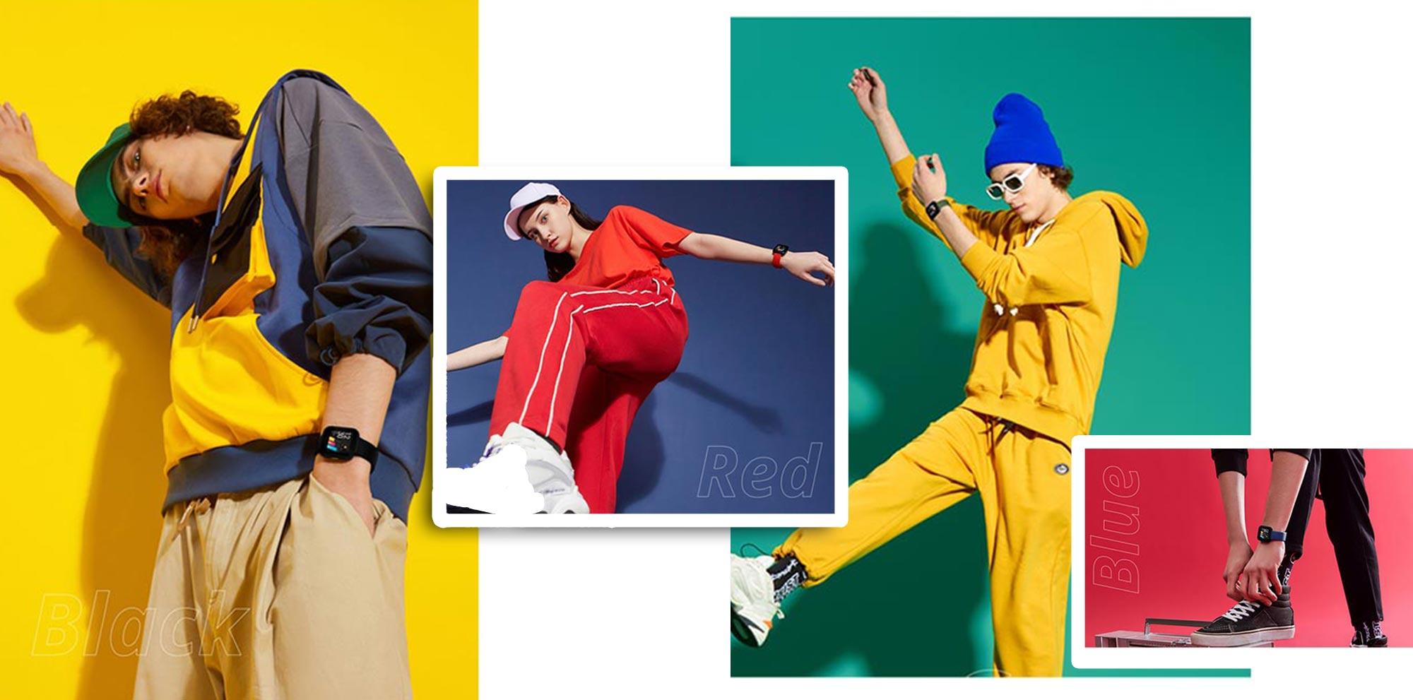 Realme Watch Strap - Mπλε - - RMA206BLUE