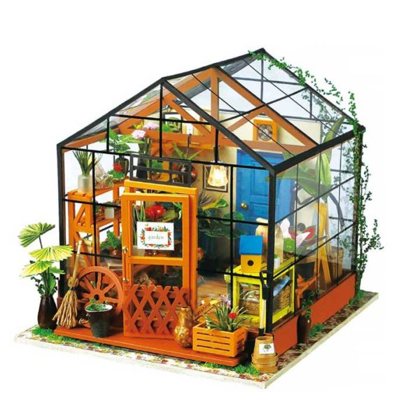 Robotime Cathy's Flower House