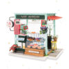 Robotime Ice Cream Station - - DGM05