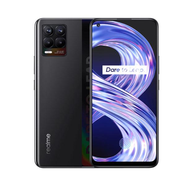 Realme 8 (RMX3085 6/128GB) Black
