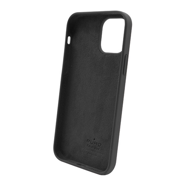 intellizen_Cover-Silicon-with-microfiber-inside-for-iPhone-13-Pro-Max_black_2