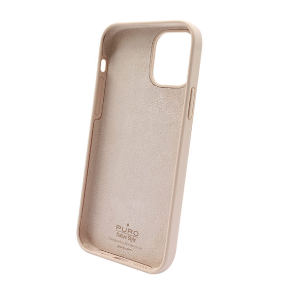 intellizen_Cover-Silicon-with-microfiber-inside-for-iPhone-13-Pro-Max_rose_2