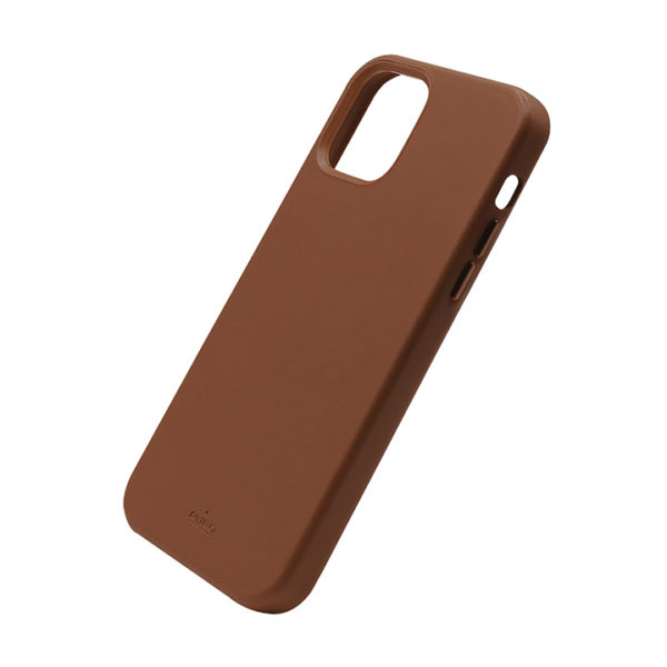 intellizen_Cover-leather-look-'SKY'-for-iPhone-13-6.1′-Brown